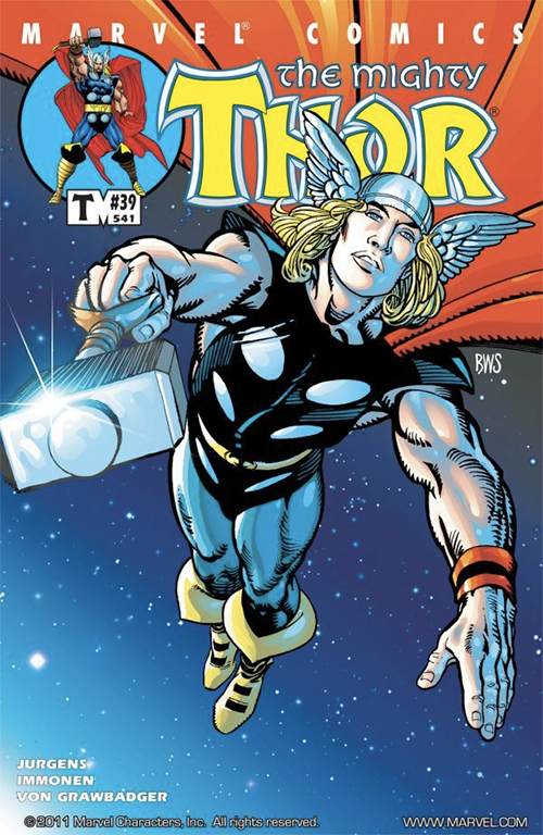 The Mighty Thor #39