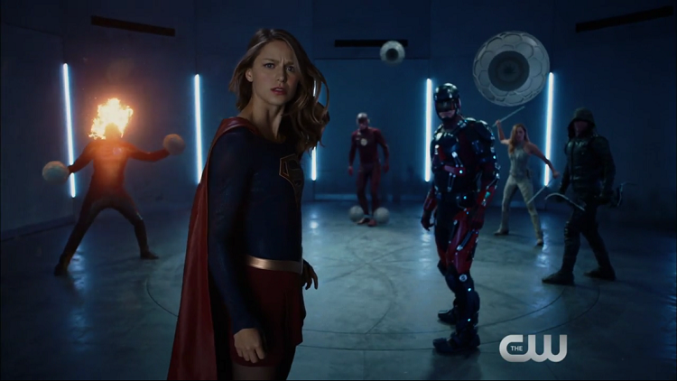 Arrowverse Fight Club